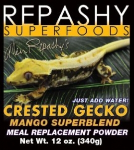 Repashy - Crested Gecko MRP Mango Superblend 84g