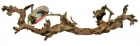 Lucky Reptile - Sandblasted Grapevine M n.40-60cm