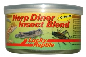 Lucky Reptile - Herp Diner - Insect Blend 35g