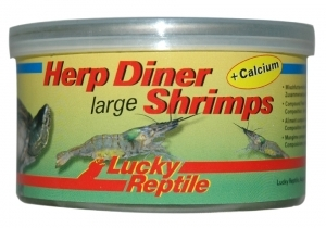 Lucky Reptile - Herp Diner - Shrimps Large 35g