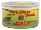 "Lucky Reptile - Herp Diner - Snails ""no shell"" 35g"