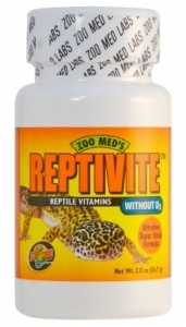 Zoo Med - Reptivite 227g without D3 with Fosfor