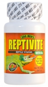 Zoo Med - Reptivite 227g with D3 with Fosfor