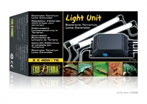 Exo Terra - Light Unit 2x40W T8